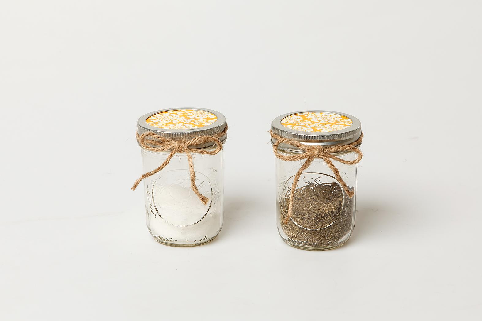 Mason Jar Salt And Pepper Shakers Blain S Farm Fleet Blog