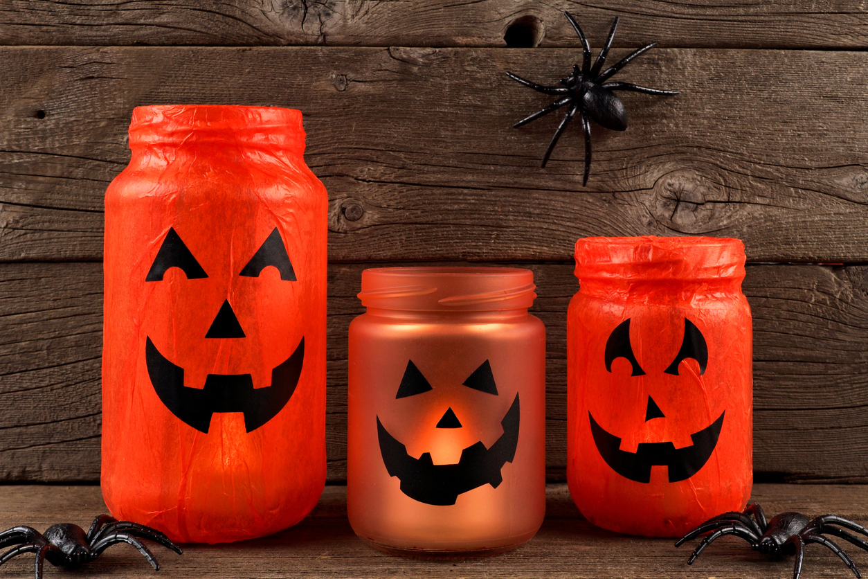 5 Halloween Mason Jar Crafts Blain S Farm Fleet Blog
