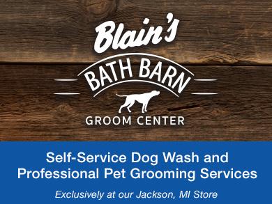 Blain S Bath Barn Groom Center Now Open Blain S Farm Fleet Blog